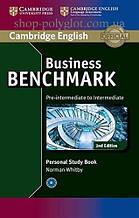 Рабочая тетрадь Business Benchmark 2nd Edition Pre-Intermediate/Intermediate BULATS and Business Preliminary Personal Study Book
