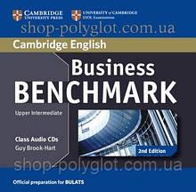 Аудио диск Business Benchmark 2nd Edition Upper-Intermediate BULATS Class Audio CDs