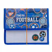 "Папка для тетрадей YES пласт. на резинке В5 ""Football"""