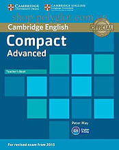 Книга для учителя Compact Advanced Teacher's Book