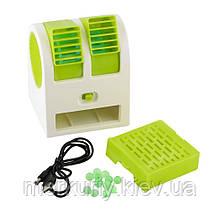 Мини вентилятор Conditioning Air Cooler USB Electric Mini Fan