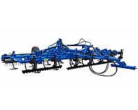 Культиватор для сплошной обработки почвы прицепной Степ КП 4.6