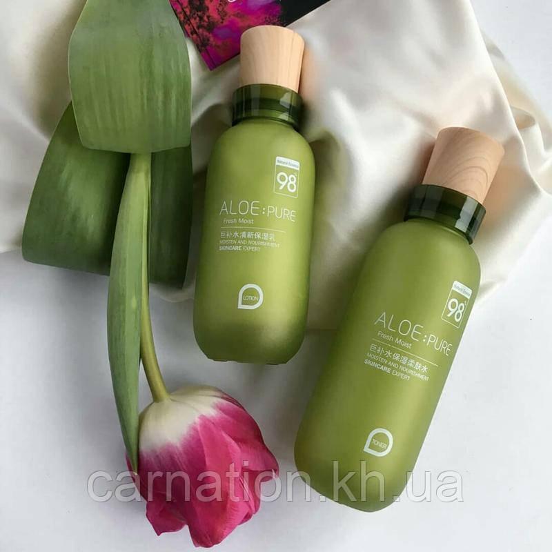 Тоник для лица Aloe Pure Skincare Expert 100 мл