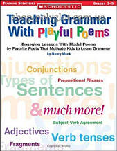 Книга Teaching Grammar with Playful Poems