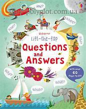 Книга с окошками Lift-the-Flap Questions and Answers