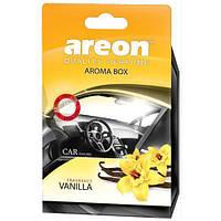 Освежитель воздуха AREON BOX под сидение Vanilla (ABC06)