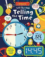 Книга с окошками Lift-the-Flap Telling the Time