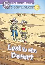 Книга с диском Lost in the Desert