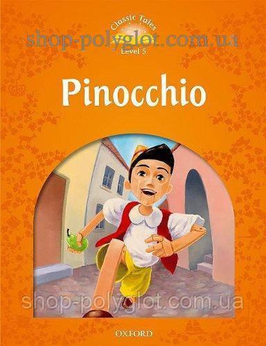 Книга Pinocchio