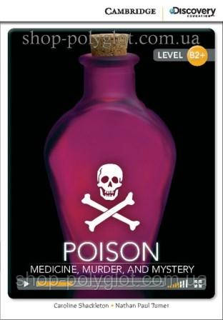 Книга Poison: Medicine, Murder, and Mystery with Online Access Code