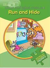 Книга Run and Hide