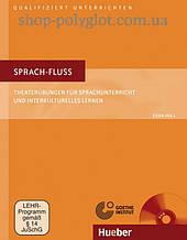 Книга с диском Sprach-Fluss. Theaterübungen für Sprachunterricht und interkulturelles Lernen mit DVD