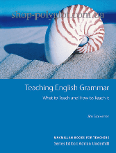 Книга Teaching English Grammar
