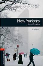 Книга New Yorkers. Short Stories