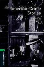 Книга American Crime Stories
