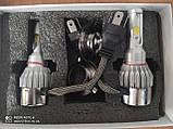 Комплект LED ламп C6 H4, фото 3
