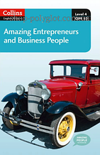 Книга Amazing Entrepreneurs and Business People