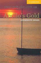 Книга Apollo's Gold with Downloadable Audio