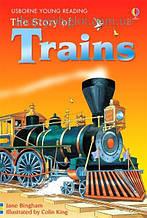 Книга The Story of Trains