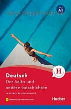 Книга Der Salto und andere Geschichten mit MP3-Download
