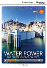 Книга Water Power: The Greatest Force on Earth with Online Access Code