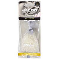 Освежитель воздуха AREON мешочек с гранулами PLATINUM (APL04)