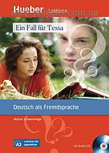 Книга с диском Ein Fall für Tessa mit Audio-CD