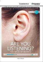 Книга Are You Listening? The Sense of Hearing with Online Access Code