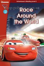 Книга Cars 2: Race Around the World