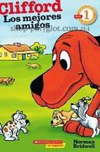 Книга Clifford Los mejores amigos