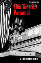 Книга This Time It's Personal with Downloadable Audio