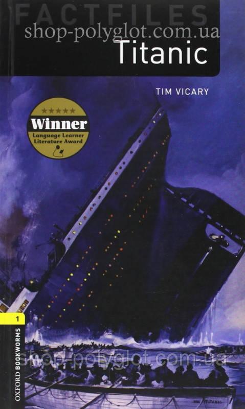 Книга Titanic