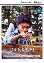 Книга Drink Up! with Online Access Code
