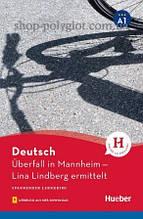 Книга Überfall in Mannheim