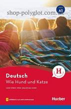 Книга Wie Hund und Katze