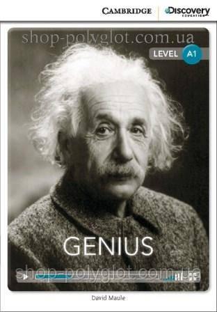 Книга Genius with Online Access Code