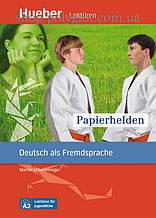 Книга Papierhelden