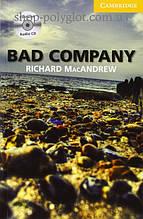 Книга с диском Bad Company with Audio CD