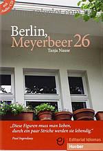 Книга с диском Berlin, Meyerbeer 26 mit Audio-CD