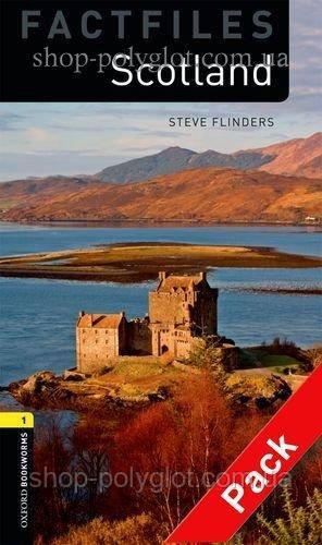 Книга с диском Scotland with Audio CD