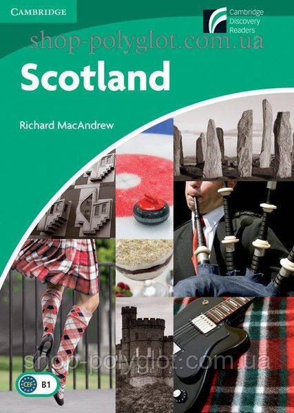 Книга Scotland with Downloadable Audio