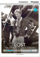 Книга Lost: The Mystery of Amelia Earhart with Online Access Code