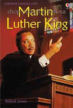 Книга Martin Luther King