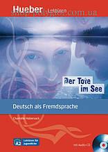 Книга с диском Der Tote im See mit Audio-CD