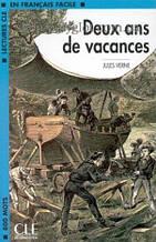 Книга Deux ans de vacances