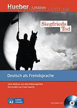 Книга с диском Siegfrieds Tod mit Audio-CD