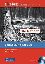 Книга с диском Die Räuber mit Audio-CD