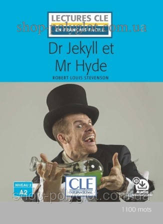 Книга Dr Jekyll et Mr Hyde