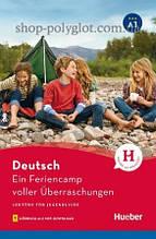 Книга Ein Feriencamp voller Überraschungen