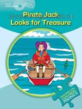 Книга Pirate Jack Looks for Treasure